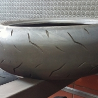 Used Bike Tyres Available @ Frost BikeTech (Pty) Ltd....