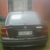 2004 Opel Astra cti fuel injection,