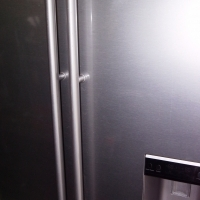 Samsung Double Door Fridge S018590A #Rosettenvillepawnshop