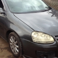 Jetta 5, 2.0 complete car stripping for spares
