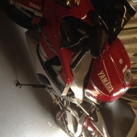 2000 Yamaha YZF-R1 1000cc superbike for sale in midrand with papers