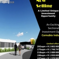DURBAN INVESTMENT PROPERTY FOR SALE: Commercial & Industrial land Excluding Services; R 250/sqm