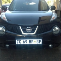 Demo: Nissan Juke 2013 with 27000km in good condition for R129999.00