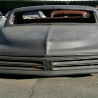 Studebaker stepside pickup