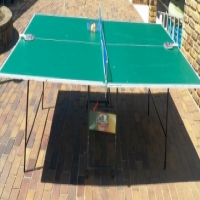 TABLE TENNIS BOARDS