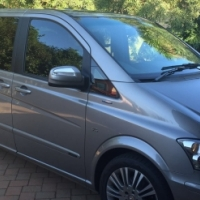 2011 Mercedes Benz Viano 3.0 CDi Ambiente Silver for sale