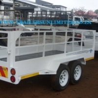 ((((( TRAILERS UNLIMITED UTILITY 3 ))))