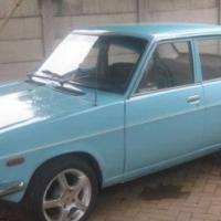 Datsun 1200 deluxe 3sgte