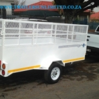 ((((( TRAILERS UNLIMITED UTILITY )))))
