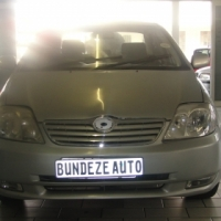 Pre owned 2007 Toyota corolla 1.4 GLS engine