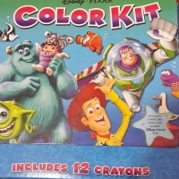 Disney / Pixar Colour Box for Sale