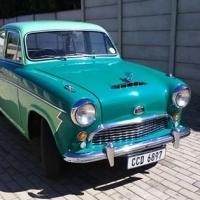 Austin Cambridge A55 1958 model
