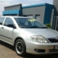Call Haroon on 2005 Toyota Corolla 140i