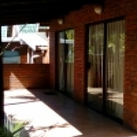 Townhouse in small complex : St Lucia