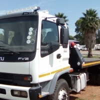 2006 ISUZU FVZ WITH A ROLLBACK 14t FOR SALE