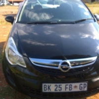 Opel Corsa 2011 in good condition for R 66000.00 Very good car for very cheap price for more info Ca