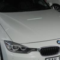 2012 BMW 320d A/T Sport