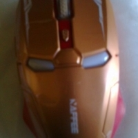 Ironman Wireless Mouse