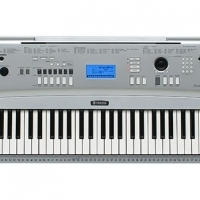 YAMAHA DGX -230 76-KEY SOFT TOUCH PORTABLE GRAND PIANO WITH 489 VOICES & STYLES for sale  Springs