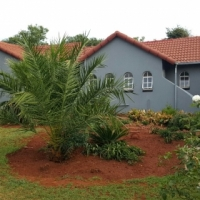 Family home in Hennopspark. Newly renovated. Spacious rooms with big yard.