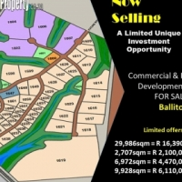 DURBAN INVESTMENT PROPERTY FOR SALE: Commercial & Industrial land Including Services; R 400/sqm Cato