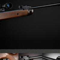 Magnum Air Rifle 1250fps