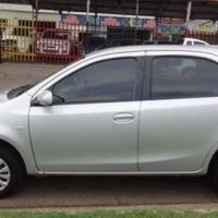 Toyota Etios 1.5 COMFORTLINE