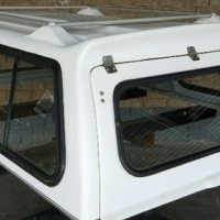 Sa Canopy Tata Xenon Lwb Canopy For Sale