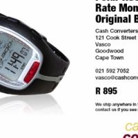 Polar RS300 Heart Rate Monitor in Original Box
