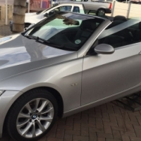 2009 Bmw 335i convertible exclusive A/t