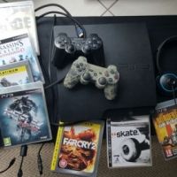 Play station 3 package