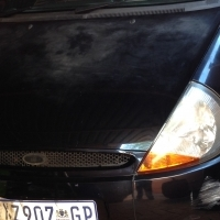 2006 FORD KA ,ONE OWNER,only 66000km,radio/cd,mechanically good