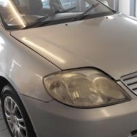2007 Toyota Corolla 1.4 Gl For R60000
