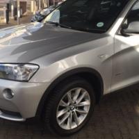 2013 Bmw X3 xdrive 2.0D Exclusive AUTO