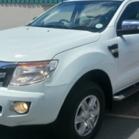 2013 Ford Ranger 3.2  D/Cab 4x4 for sale