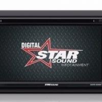 STAR SOUND D/DIN SSDVD-8250BT WITH TOM TOM GPS