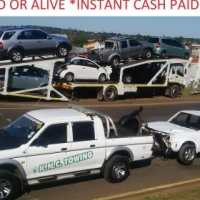 Accident damaged cars and bakkies wanted