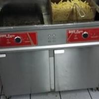 Chips fryer te koop