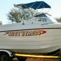 Kingcat deepsea boat for sale