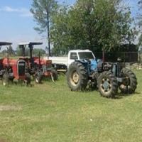 2 massy Ferguson 290 tractors