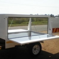 Brand new Box trailers 4 sale, Manufacturer prices. Papers included