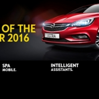 All New Opel Astra 2016