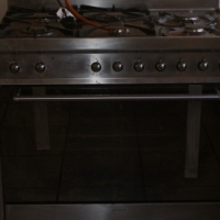 6 Plate & Oven SMEG Stove