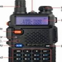 Nuwe Baofeng UV-RTP 8/4/1Watt dubbelband Radios