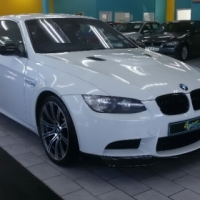 BMW M3 MDCT - Convertible - White