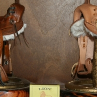MINI WESTERN SADDLES