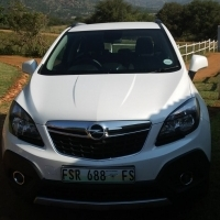 2015 Opel Mokka, only 19000 km on clock
