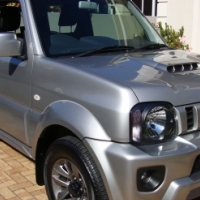 2016 Suzuki Jimny 1.3 4x4 - Facelift with Bluetooth - Only 3,800 Kms !!!!!!
