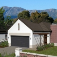 House for sale in new estate in Paarl