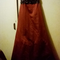 Evening dresses only worn ones